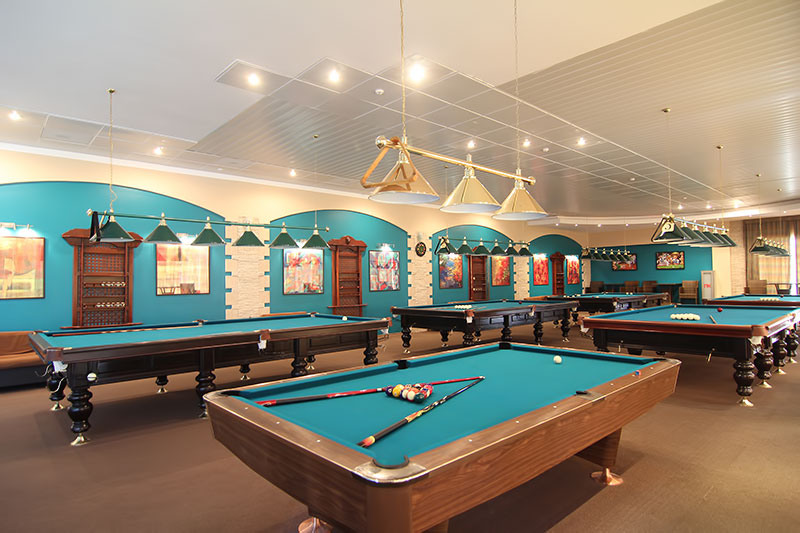 Billiards and Bowling bar